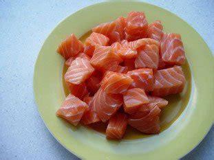 cuisine cretoise recettes cuisine facile com gros dés de saumons à la crétoise