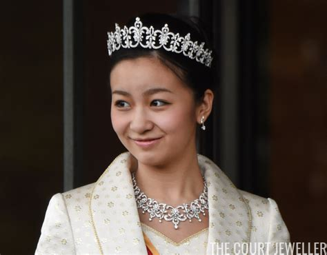 Princess Kako's Tiara | The Court Jeweller
