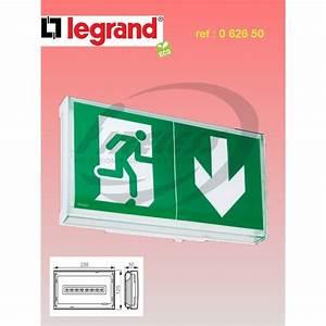 Bloc De Secours Legrand : bloc de secours baeh habitation eco legrand sati fireless ~ Edinachiropracticcenter.com Idées de Décoration