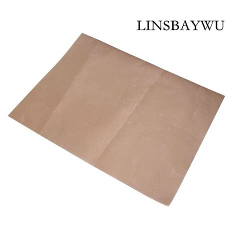 resistant heat mat teflon sheet pad temperature baking reusable 1pc non linsbaywu stick mats