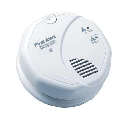 Brk Electronics First Alert Scb Photoelectric Smoke