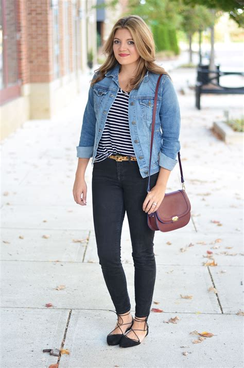 The Perfect Denim Jacket | By Lauren M