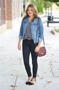The Perfect Denim Jacket | By Lauren M