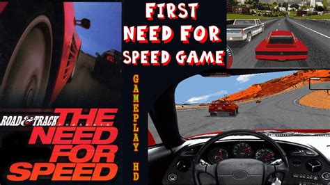 The Need For Speed (1994) Gameplay