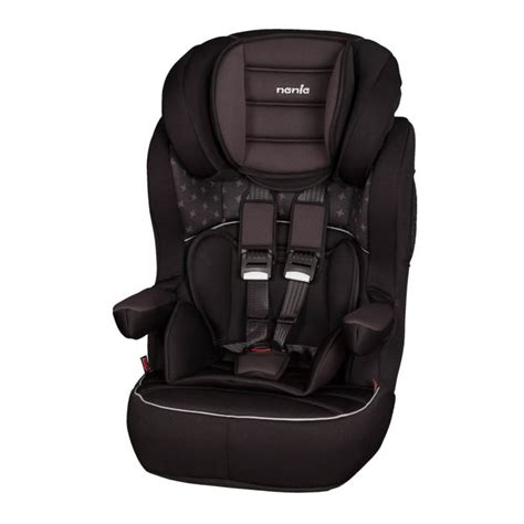 siege auto nania inclinable nania siège auto i max sp luxe gr 1 2 3 black achat