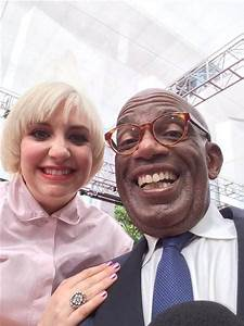 Al Roker has selfie fun with stars at 2014 Emmy Awards ...