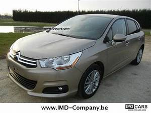 Citroen C4 Berline : 2011 citroen c4 berline 16 hdi dynamique 92 pack urbain car photo and specs ~ Gottalentnigeria.com Avis de Voitures