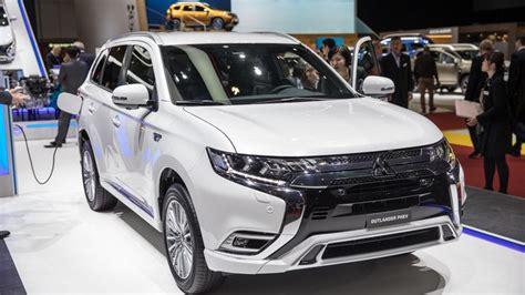 2019 Mitsubishi Outlander Phev Hits Geneva With More