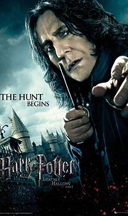 Harry Potter and the Deathly Hallows Part 1 - Severus ...