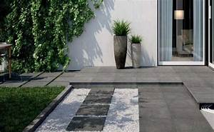 modele terrasse exterieur fashion designs With modele carrelage terrasse exterieur