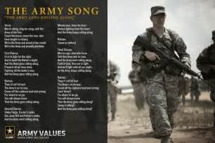 Army Goes Rolling along Song