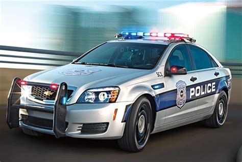 Chevrolet Caprice Police Cars Recalled For Steering