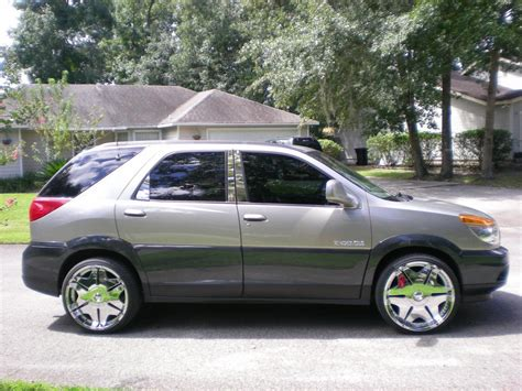 Buick 2003 Rendezvous by Dmaxwell352 2003 Buick Rendezvous Specs Photos