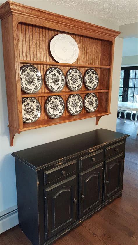 oak china plate display rack  images plate display plate rack wall oak veneer plywood