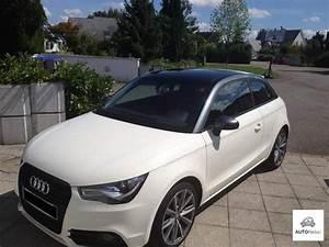 Audi A1 Ambition : achat audi a1 1 6 tdi 105 ambition luxe d 39 occasion pas ~ Medecine-chirurgie-esthetiques.com Avis de Voitures