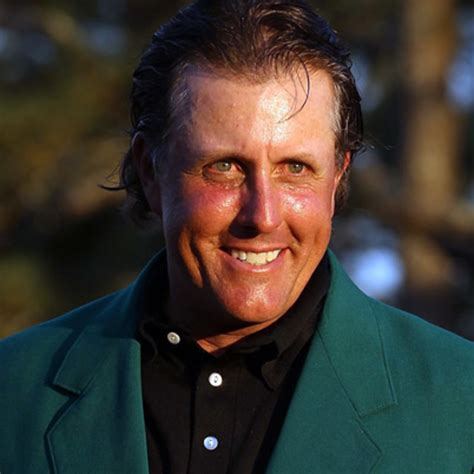 Phil Mickelson Golfer Biography