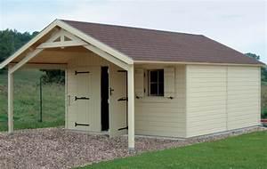 Garage Ossature Bois : garage bois construit en ossature bois fabrication fran aise ~ Melissatoandfro.com Idées de Décoration