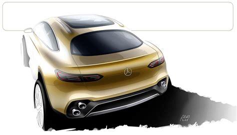 2018 Mercedes Benz Glc Coupe Concepts