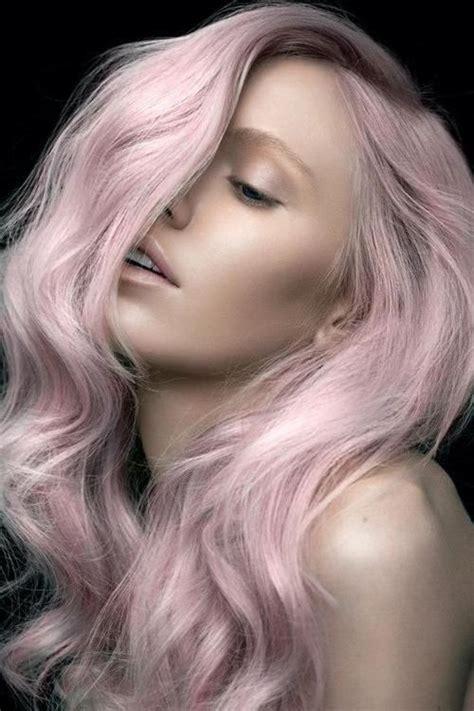 28 Dusty Lilac 43 Girls Rocking Pastel Hair → 💇 Hair