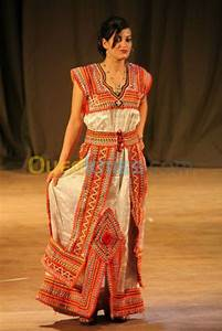 Belle robe kabyle for Plus belle robe kabyle