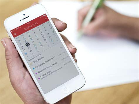 best iphone calendar app best calendar apps for iphone Best