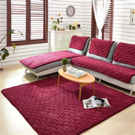 cover para sofa aliexpress com buy flannel 4colors sofa covers fleeced