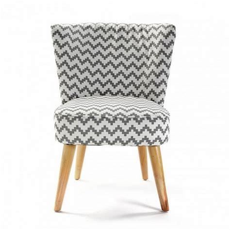 chaise sans pied fauteuil sans accoudoirs pied de poule blanc gris