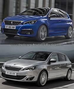 Peugeot 308 Allure 2017 : 2017 peugeot 308 vs 2013 peugeot 308 old vs new ~ Gottalentnigeria.com Avis de Voitures