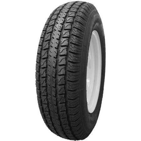 Hi Run Boat Trailer Tires by Hi Run St Bias Boat Trailer Tire With Wheel Assembly St205