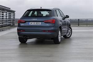 Audi Q3 Restylé : audi q3 restyl il peaufine ses arguments photo 26 l 39 argus ~ Medecine-chirurgie-esthetiques.com Avis de Voitures