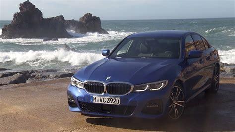 bmw   sport portimao blue driving interior
