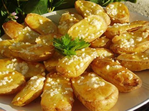 recette de pommes de terre au four la recette facile