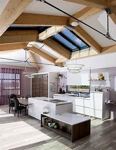 Lucarne De Toit Fixe : fenetre de toit chassis fixe great verrire en toiture de ~ Premium-room.com Idées de Décoration