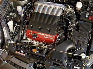 Mitsubishi Eclipse Spyder Picture   98 Of 107  Engine  My