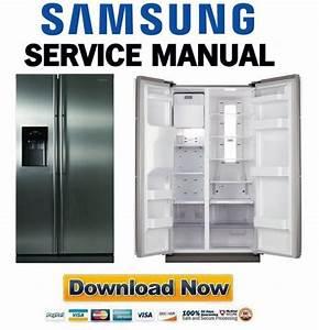 Samsung Rsh1dbrs Service Manual  U0026 Repair Guide