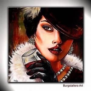 Erotische Kunst Bilder : burgstallers moderne kunst malerei luxus bilder gem lde acryl perception ebay ~ Sanjose-hotels-ca.com Haus und Dekorationen