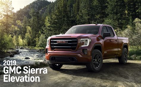 2019 Gmc Sierra Elevation  All You Wanted To Know