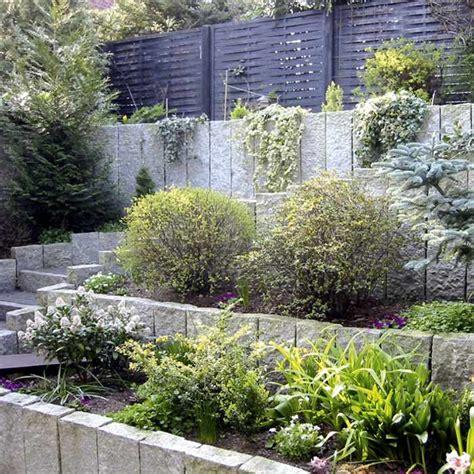 Palisaden Granit Garten, Stelen Garten, Palisade Stele
