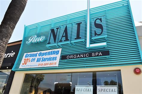 Pictures For Pure Nails & Organic Spa In Studio City, Ca 91604