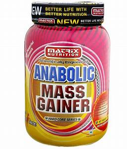 Infinity-, anabolic, mass -5kg