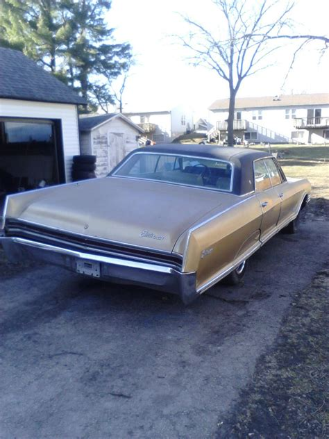 66 Buick Electra by New 66 Buick Electra 225 Resto Project Dodgeforum