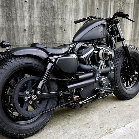 Modification Harley Davidson Iron 883 by Harley Davidson Sports Modifications Bullet Modified To