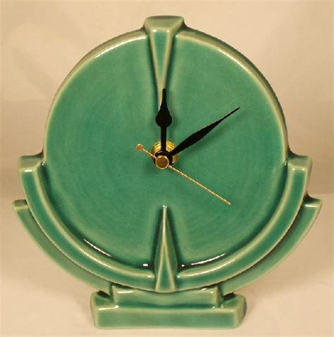 deco clocks