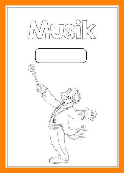 deckblatt musik klasse        moon