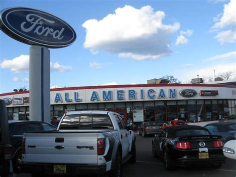 Dealers Nj by All American Ford Of Hackensack Hackensack Nj 07601