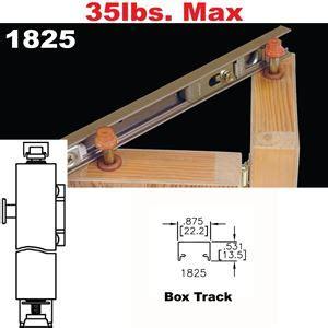 johnson hardware  tap  bi fold door hardware