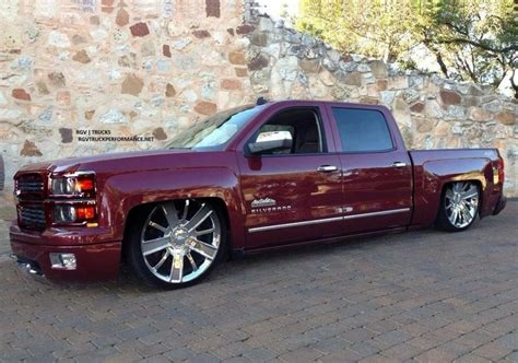 sick lowered cars 2014 lowered silverado this truck looks sick cars