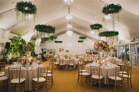 garden wedding in singapore stay cool in glass pavilions and marquees