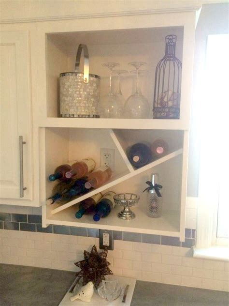 clever ways  add  kitchen storage space  open