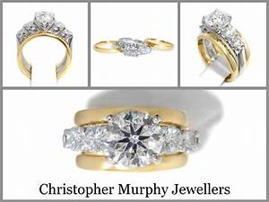 double wedding ring 188 christopher murphy jewellers With double wedding ring